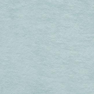 Micro-éponge de coton BIO 290g Bleu ciel