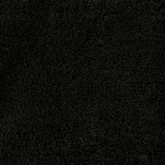 Eponge de coton Bio GOTS 600g Noir