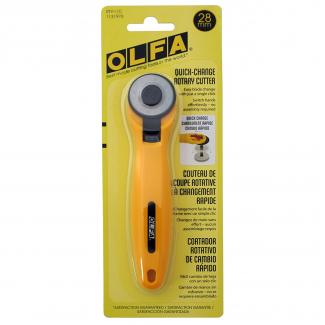 Cutter rotatif OLFA Standard 28mm