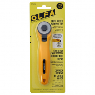 Olfa Rotary Cutter Mini 28mm
