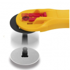 Cutter rotatif OLFA Mini 28mm