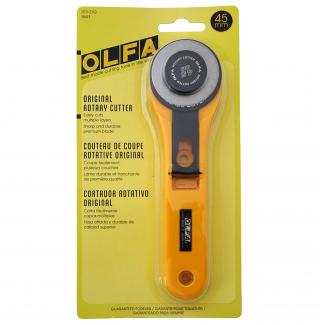 Cutter rotatif OLFA Standard Maxi 45mm