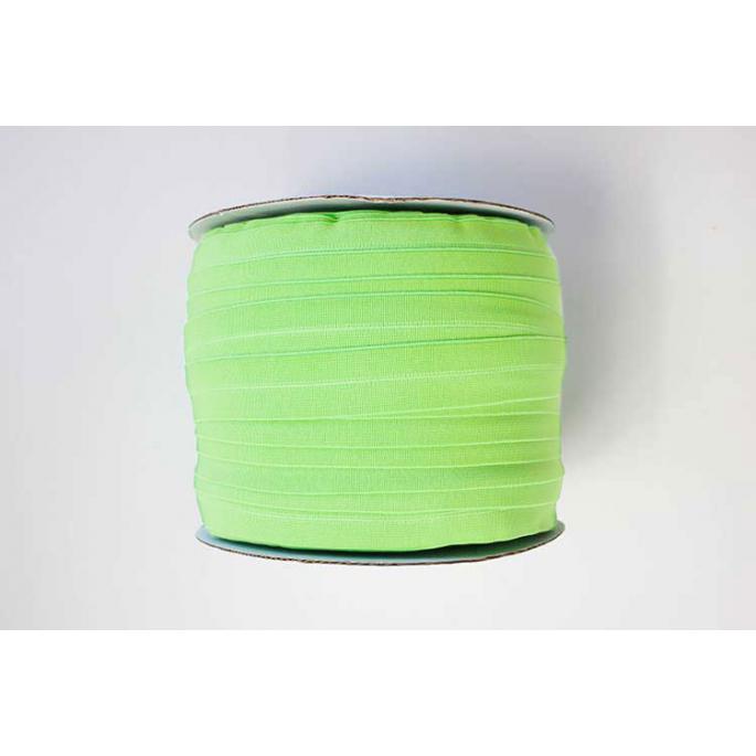 Fold Over Elastic 1 inch Pistachio green (1m)