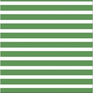Coton Bio Interlock Colourful Stripes Green Cloud9