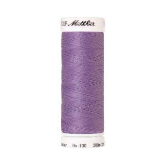 Fil polyester Mettler 200m Couleur n°0009 Lilas