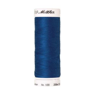 Mettler Polyester Sewing Thread (200m) Color #0024 Colonial Blue