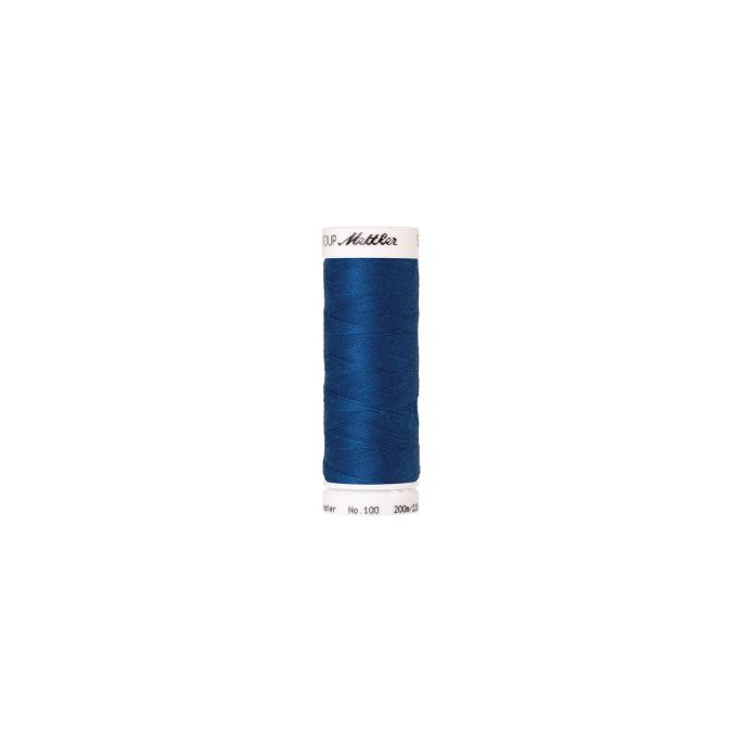 Mettler Polyester Sewing Thread (200m) Color 0024 Colonial Blue