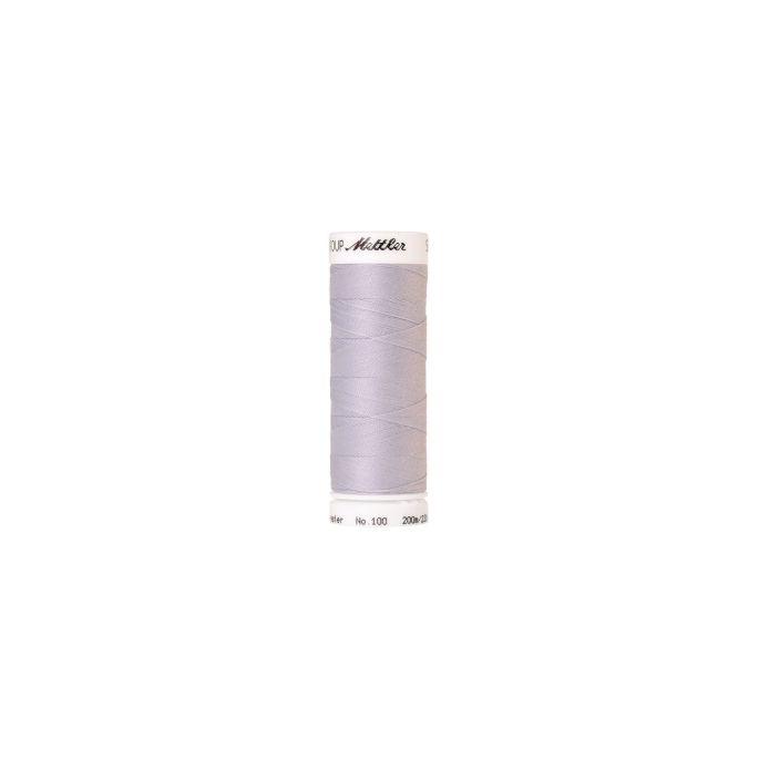 Fil polyester Mettler 200m Couleur n°0037 Soupçon Lavande