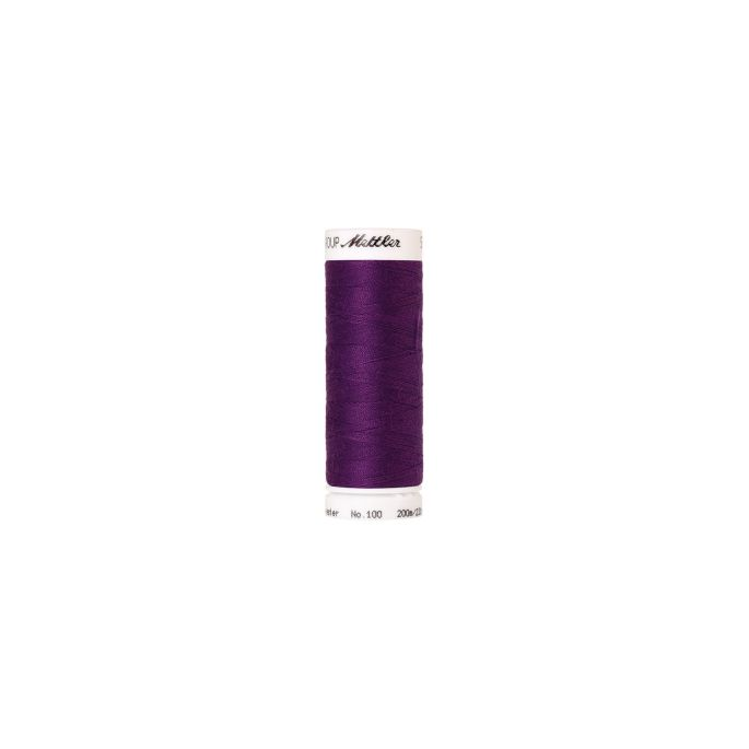 Mettler Polyester Sewing Thread (200m) Color 0056 Grape Jelly