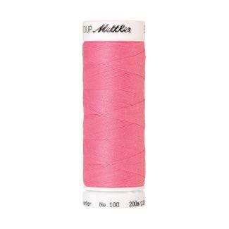 Fil polyester Mettler 200m Couleur n°0067 Eau de Rose