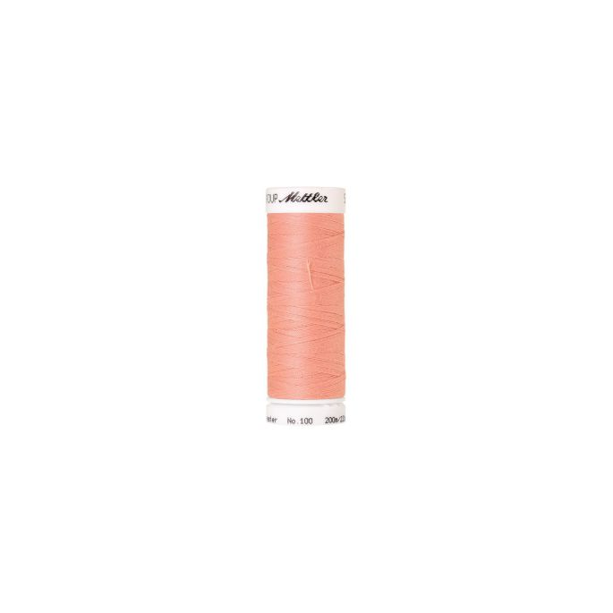 Mettler Polyester Sewing Thread (200m) Color 0075 Iced Pink