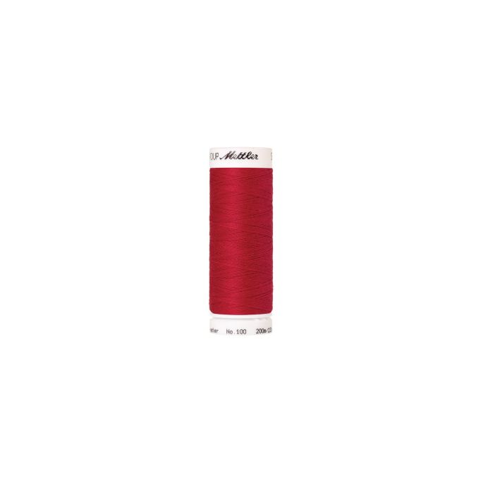Mettler Polyester Sewing Thread (200m) Color 0102 Poinsettia