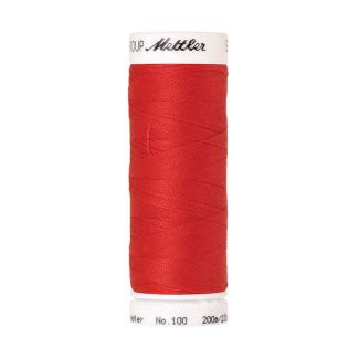 Fil polyester Mettler 200m Couleur n°0104 Pomme d'Amour