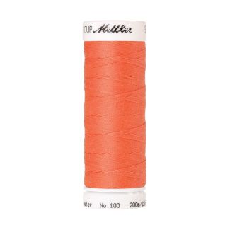 Fil polyester Mettler 200m Couleur n°0135 Saumon