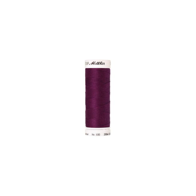 Mettler Polyester Sewing Thread (200m) Color 0157 Sangria