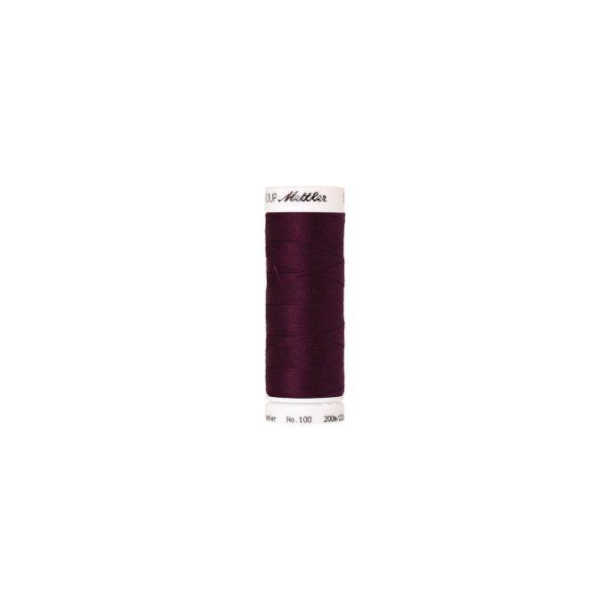 Fil polyester Mettler 200m Couleur n°0158 Pensée