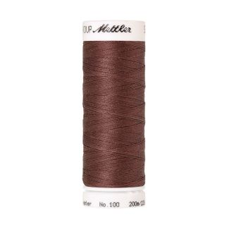 Mettler Polyester Sewing Thread (200m) Color #0296 Rusty Rose