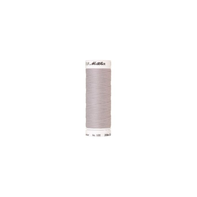 Mettler Polyester Sewing Thread (200m) Color 0411 Mystic Grey