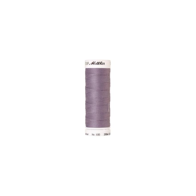 Mettler Polyester Sewing Thread (200m) Color 0572 Rosemary Blos