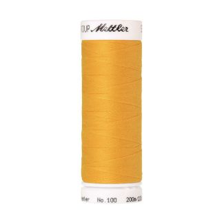 Mettler Polyester Sewing Thread (200m) Color #0607 Papaya