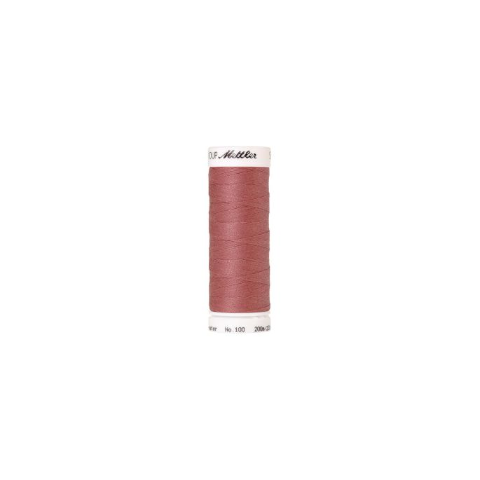 Mettler Polyester Sewing Thread (200m) Color 0638 Red Planet