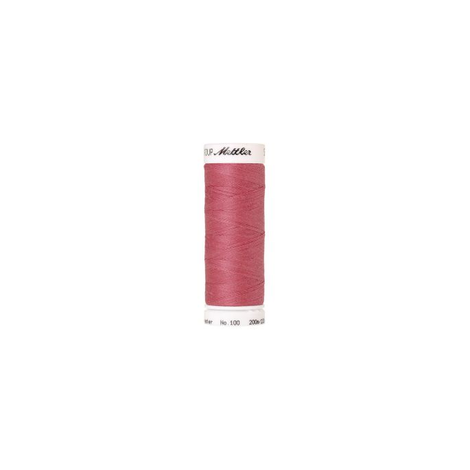 Mettler Polyester Sewing Thread (200m) Color 0867 Dusty Mauve