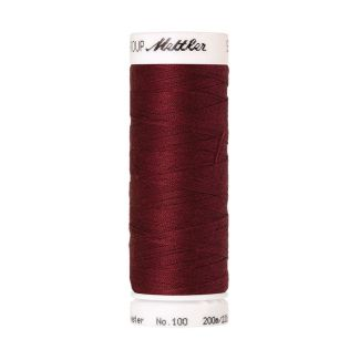 Mettler Polyester Sewing Thread (200m) Color #0918 Cranberry