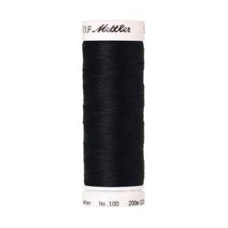Fil polyester Mettler 200m Couleur n°0954 Espace