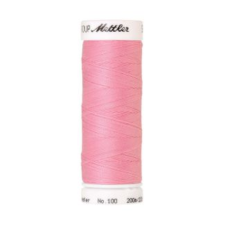 Mettler Polyester Sewing Thread (200m) Color #1056 Petal Pink