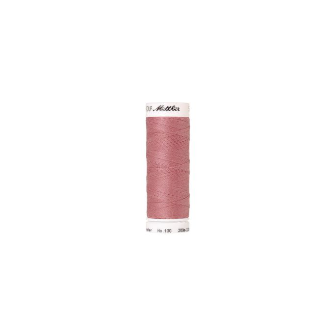 Mettler Polyester Sewing Thread (200m) Color 1057 Rose Quartz