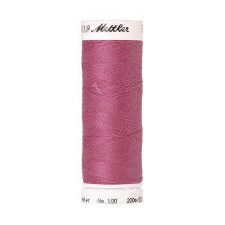 Mettler Polyester Sewing Thread (200m) Color #1060 Heather Pink