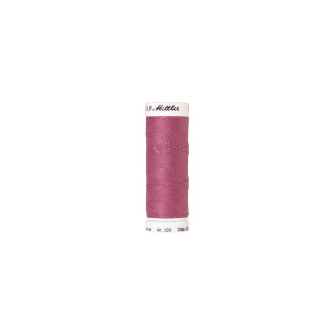 Mettler Polyester Sewing Thread (200m) Color 1060 Heather Pink