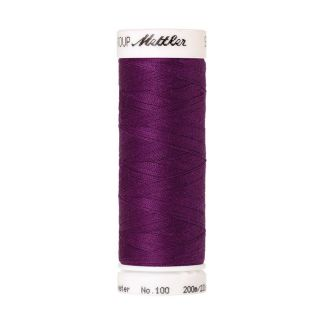Mettler Polyester Sewing Thread (200m) Color #1062 Purple Passio