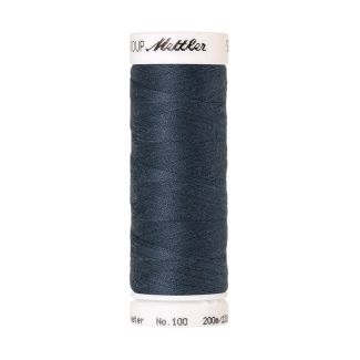 Mettler Polyester Sewing Thread (200m) Color #1275 Stormy Sky