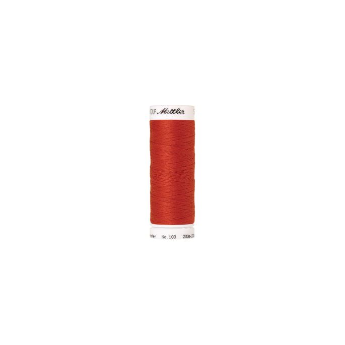 Mettler Polyester Sewing Thread (200m) Color 1336 Vermillion