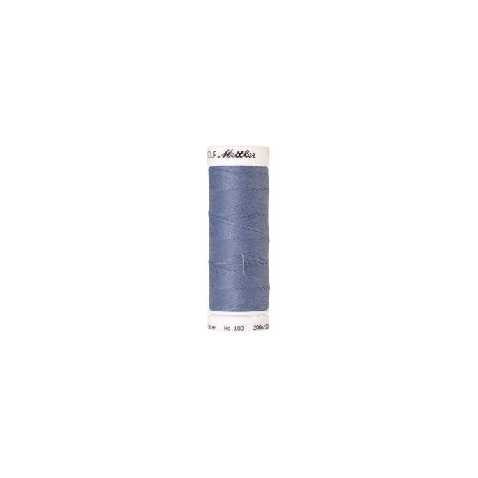 Mettler Polyester Sewing Thread (200m) Color 1363 Blue Thistle