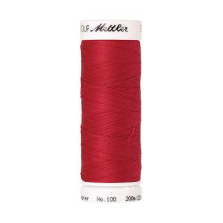 Mettler Polyester Sewing Thread (200m) Color #1391 Geranium