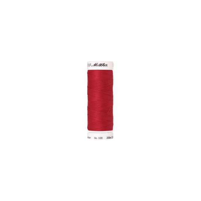 Mettler Polyester Sewing Thread (200m) Color 1391 Geranium