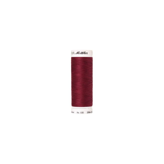 Mettler Polyester Sewing Thread (200m) Color 1459 Rio Red