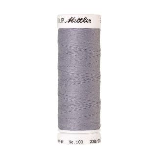 Mettler Polyester Sewing Thread (200m) Color #1462 Light Grey