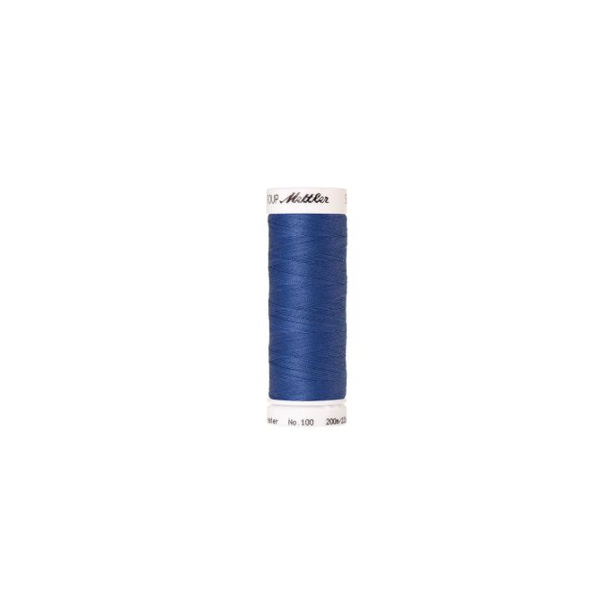 Mettler Polyester Sewing Thread (200m) Color 1464 Tufts Blue