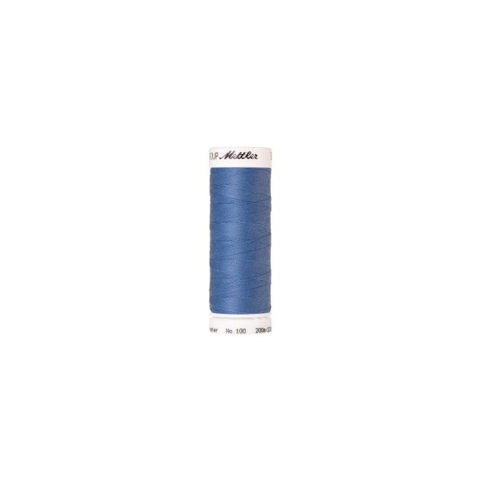 Mettler Polyester Sewing Thread (200m) Color 1469 Wedgewood