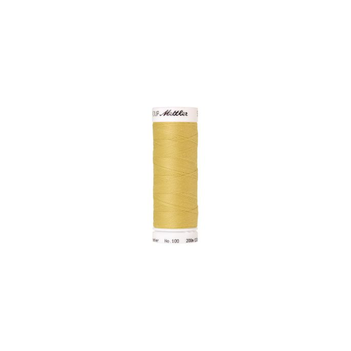 Mettler Polyester Sewing Thread (200m) Color 0114 barewood