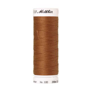 Mettler Polyester Sewing Thread (200m) Color #0174 Ashley Gold