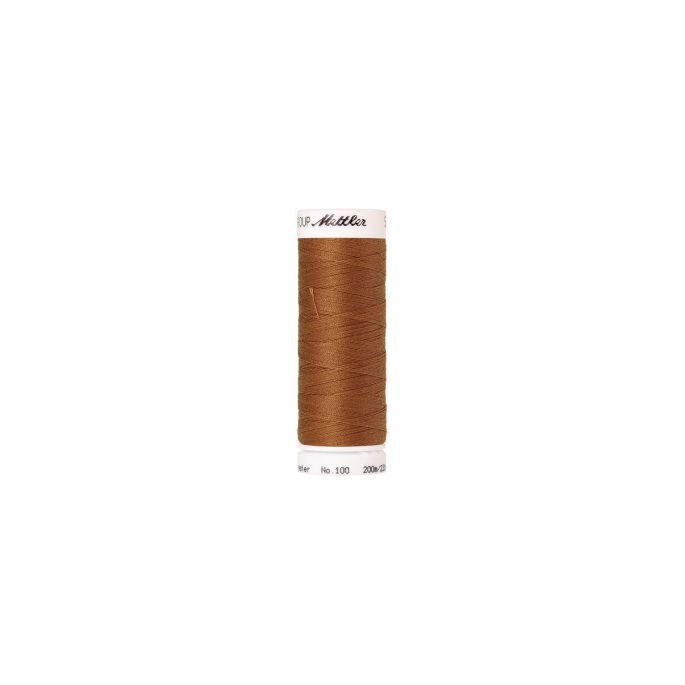 Mettler Polyester Sewing Thread (200m) Color 0174 Ashley Gold