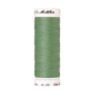 Mettler Polyester Sewing Thread (200m) Color #0219 Frosted Mint