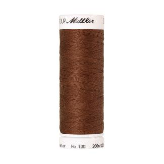 Mettler Polyester Sewing Thread (200m) Color #0262 Penny