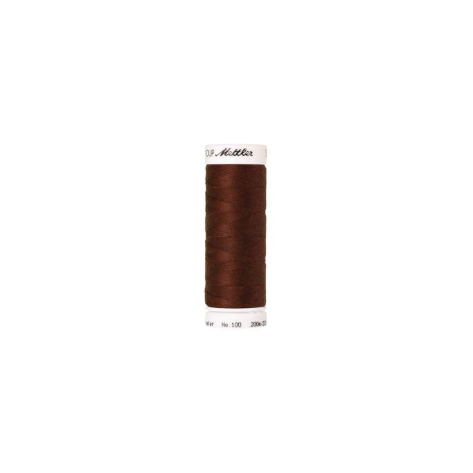 Mettler Polyester Sewing Thread (200m) Color 0278 Rust