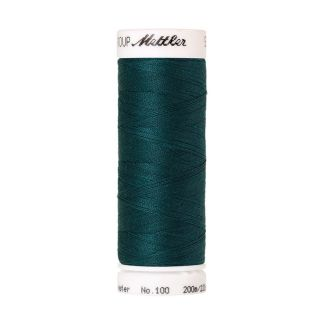 Fil polyester Mettler 200m Couleur n°0314 Epicéa