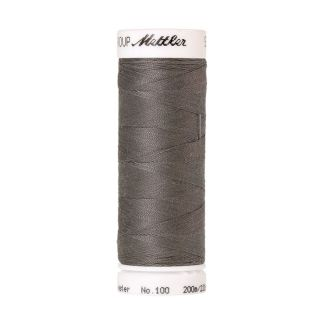 Mettler Polyester Sewing Thread (200m) Color #0322 Rain Cloud